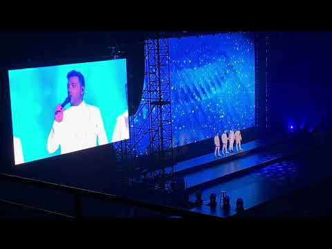 Westlife - Flying Without Wings live in Kuala Lumpur Malaysia