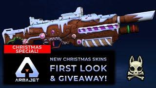 Christmas Skins & Giveaway!!! || ARMAJET screenshot 5