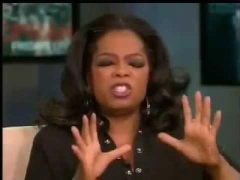 Stephenie Meyer on Oprah Part.1