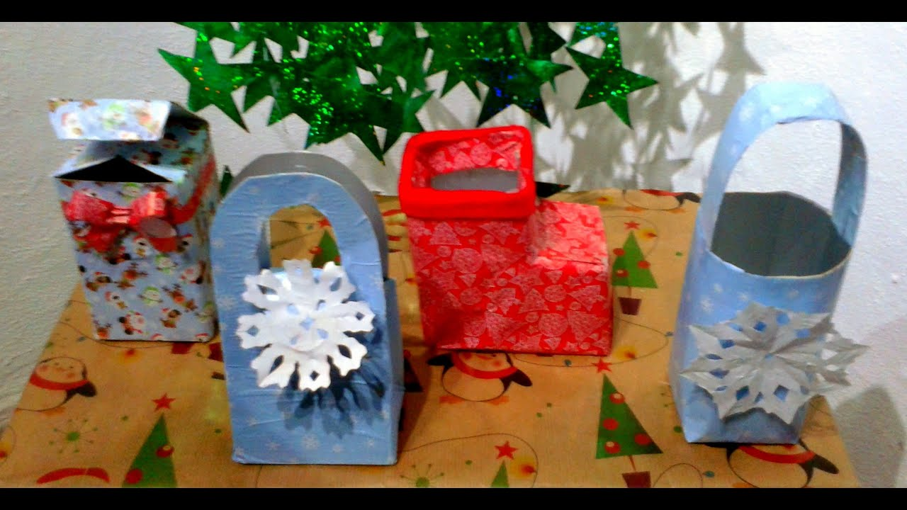 Como hacer dulceros bolos con material reciclable for Como construir piletas de material