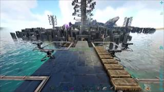 Ark Official PvP | COBRA | Griefing YSS and Hydra