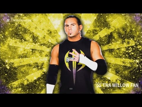 "WWE Matt Hardy Theme Song ""Live For The Moment"""