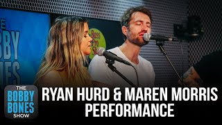 Ryan Hurd & Maren Morris Perform First Duet
