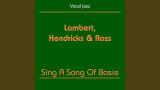 Fiesta In Blue · Lambert, Hendricks, Ross Vocal Jazz (Lambert, Hend...