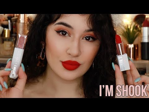CARLI BYBEL x ILMAKIAGE FIRST IMPRESSIONS & SWATCHES thumbnail