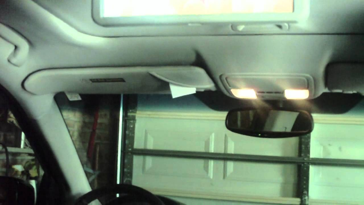 Honda Odyssey Dvd Player Demo Youtube