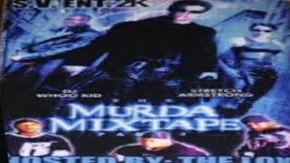 (HOT)☄Dj Whoo Kid & Stretch Armstrong - The Murda Mixtape pt3 Hosted by the LOX (2000) Queens A&B