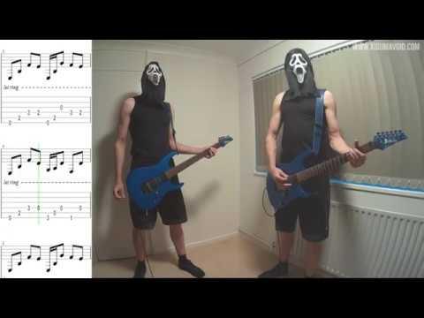 Harvester Of Sorrow (Metallica) Guitar Cover