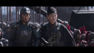 Великая стена (The Great Wall) 2017. Трейлер [1080p]