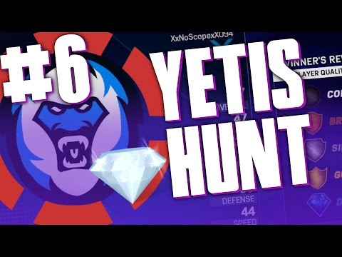 TRASH GOLD AND 4 SILVER REWARDS! DIAMOND HUNTING PLAY THE YETIS! | MLB THE SHOW 17 DIAMOND DYNASTY