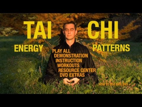 Tai Chi Energy Patterns (YMAA) Ramel Rones