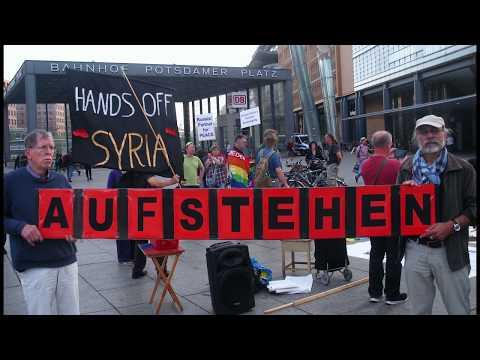 #Aufstehen @ Coop Anti-War Café Berlin