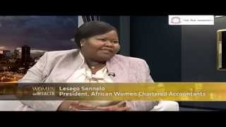 S.African women endeavouring in the chartered accountant industry