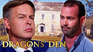 Dragons Want The House, Not The Business | Dragons' Den