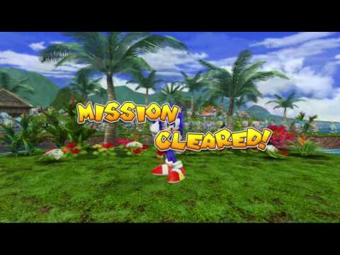 Mario & Sonic at the Olympic Games (Wii) Mission Mode All Characters