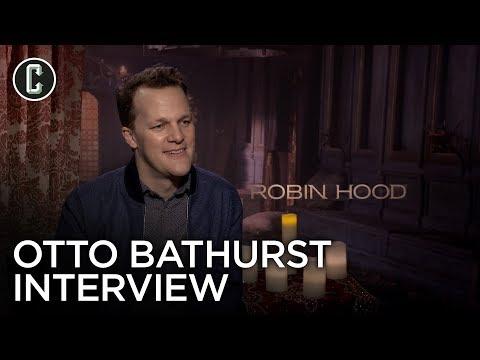 Robin Hood Director Otto Bathurst Interview Mp3