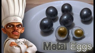 How to Make Metal Eggs