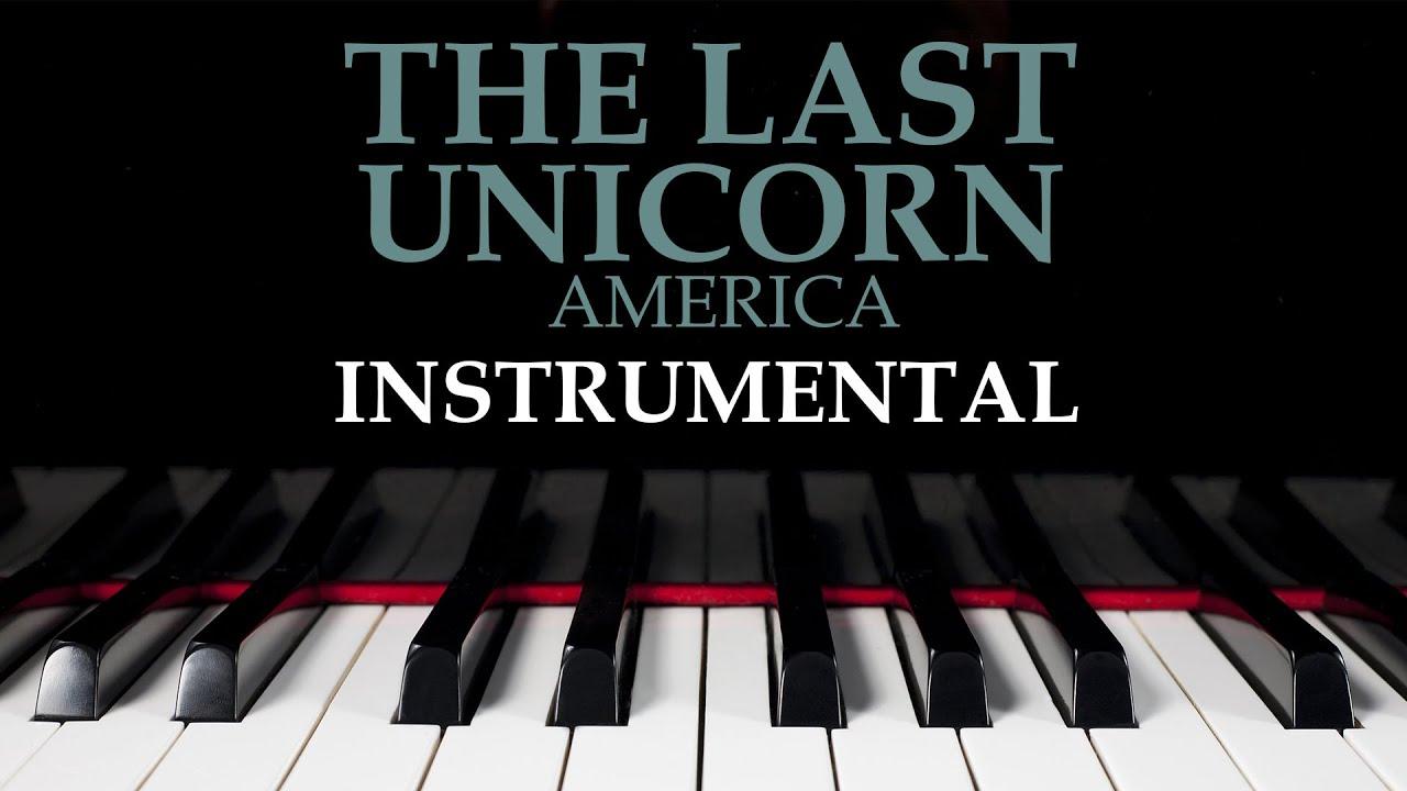 Lyrics Last Unicorn