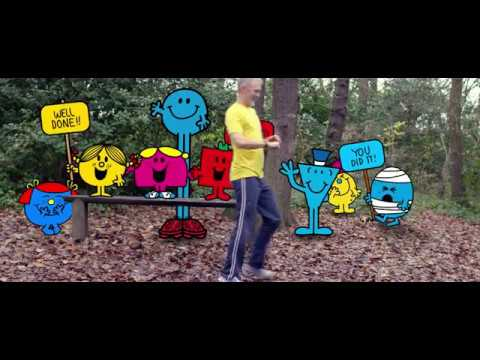 Mr. Men Little Miss Virtual Run