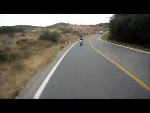 Scooter Ensenada Road Trip