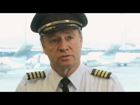 Regional Airline Pilot Interviewed