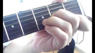 Банд'Эрос - Китано. Аккорды на гитаре (видео)