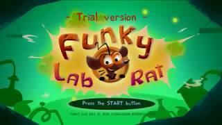 Funky Lab Rat demo PlayStation 3