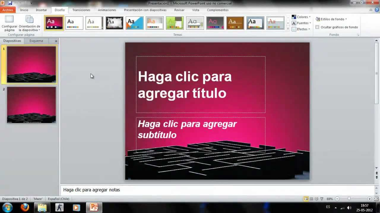 como descargar plantillas para power point  03