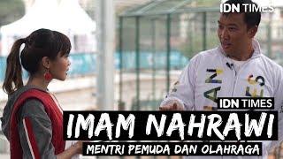 Suara Millennial - Season 1 [Eps 8] Imam Nahrawi: Bonus 1,5 Milyar Untuk Pemenang Medali Emas!
