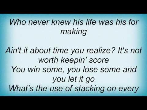 Ray Lamontagne - Old Before Your Time Lyrics