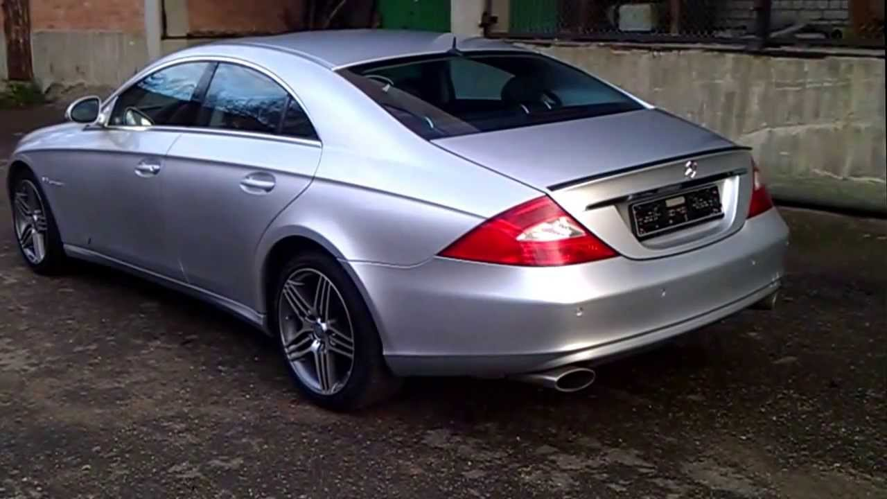 mercedes benz cls 320 cdi youtube. Black Bedroom Furniture Sets. Home Design Ideas