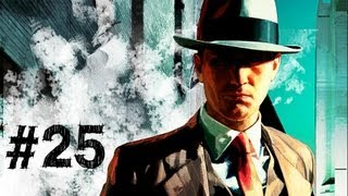 LA Noire Gameplay Walkthrough Part 25 - The Quarter Moon Murders