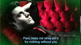 ★Luz Casal - Piensa En Mi  (lyrics / letra)★