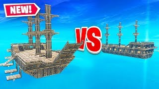 SKY SHIP WARS in Fortnite Battle Royale (Custom Playground Mode)