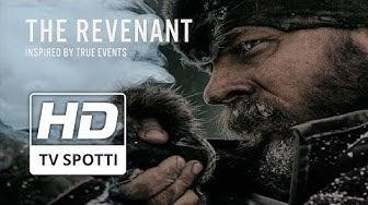 The Revenant | Oscar©-voittaja | Suomi