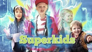 Superkids: The Movie / The Beach House