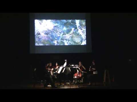 Pavel Karmanov - Forellenquintet - ODEONQUARTET in Seattle 2009 - Odeon quartet & Natalya Ageyeva