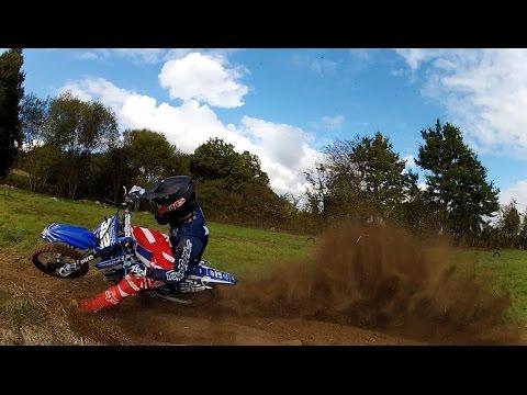 Yamaha YZ125 | Marvyn Andrin