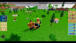 swearing a virtual fight civilization simulator :roblox