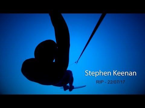 Stephen Keenan -  Freediver