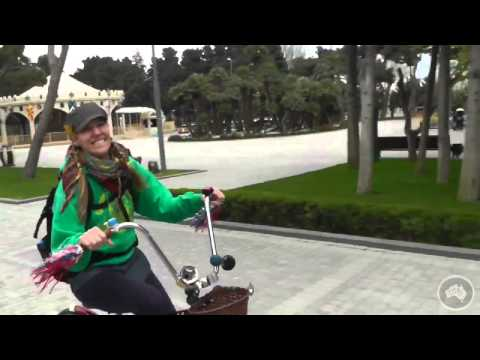 CyclingAbout.com: Biking Baku (Azerbaijan)