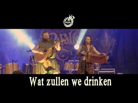 Wat Zullen We Drinken - Celtic Thunder Struck AC/DC Intro  - MPS - RAPALJE #celticmusic