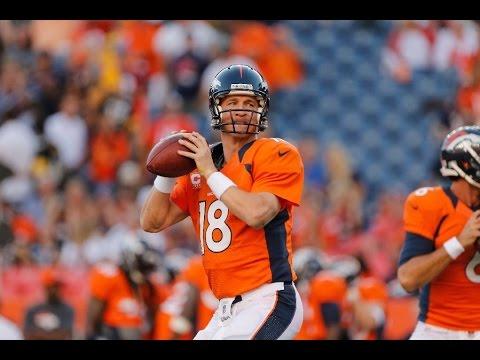 Peyton Manning 2013-14 Highlights