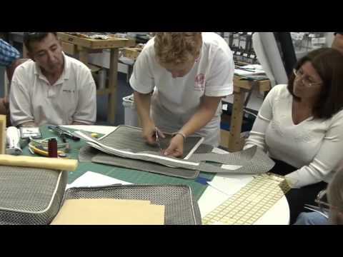 Building a Cushion - How to Make a Cushion - Presented by Sailrite