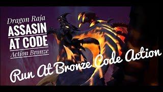 Dragon Raja - Bronze Code Action( Normal )