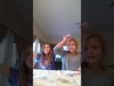 Food Challenge With Addison And Ava