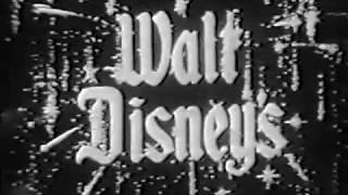 Walt Disney's Disneyland ABC-TV Promo (1957?)