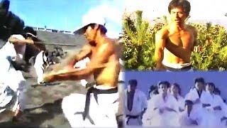 1985年 八丈島で行われた千葉真一さん率いるJACの特訓合宿。 その厳しさ...