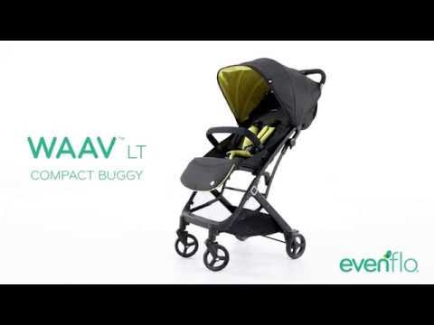 evenflo WAAV LT Compact Buggy