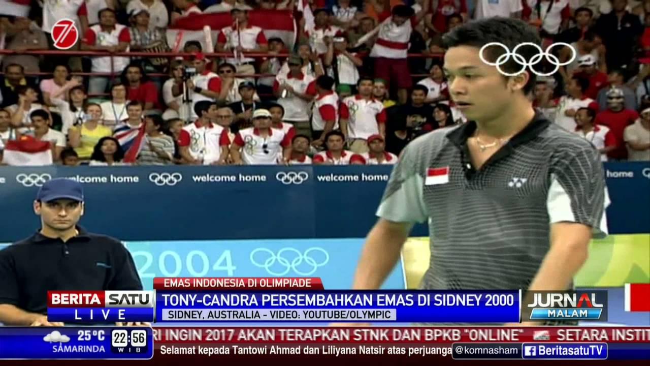 Sejarah Emas Indonesia di Olimpiade